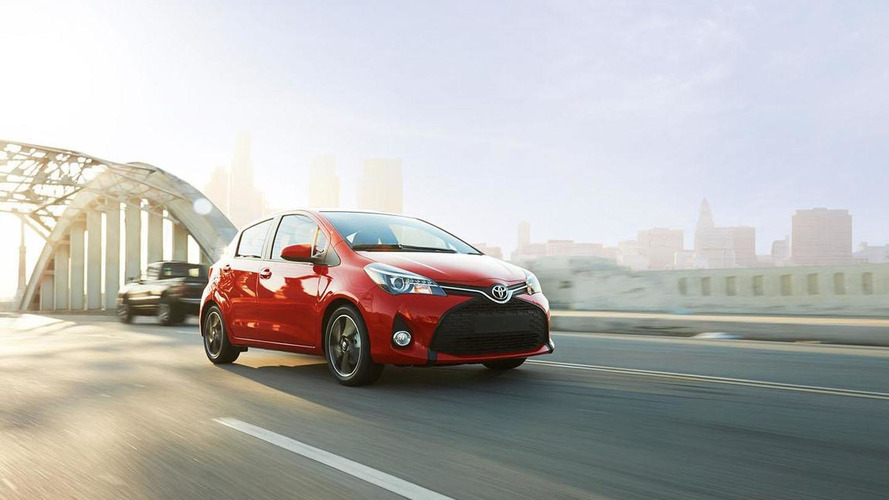 2015 Toyota Yaris recalled for bad shocks, risk of crash