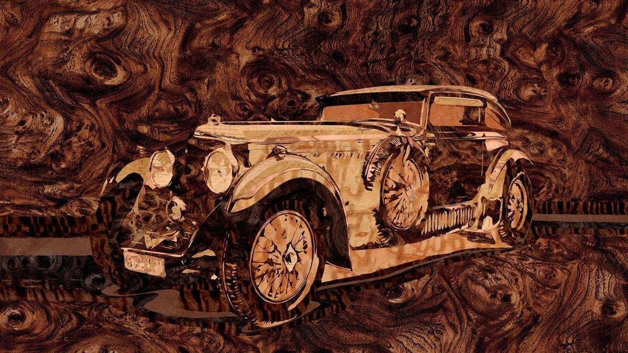 Bentley Mulsanne Speed Blue Train special edition