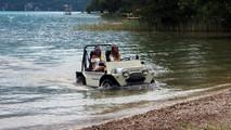 Mini Moke Amphibious