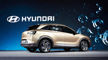Hyundai Next-Gen Fuell Cell SUV