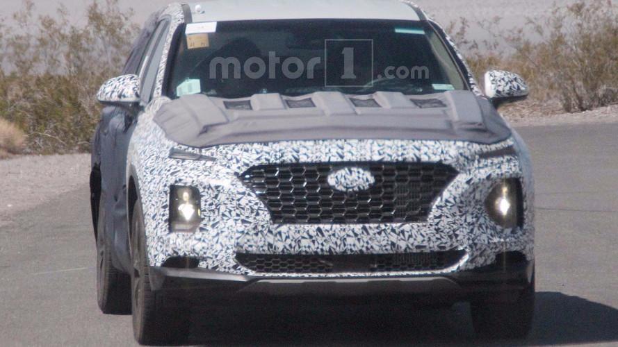Confirmado: el Hyundai Santa Fe 2018 se parecerá al KONA