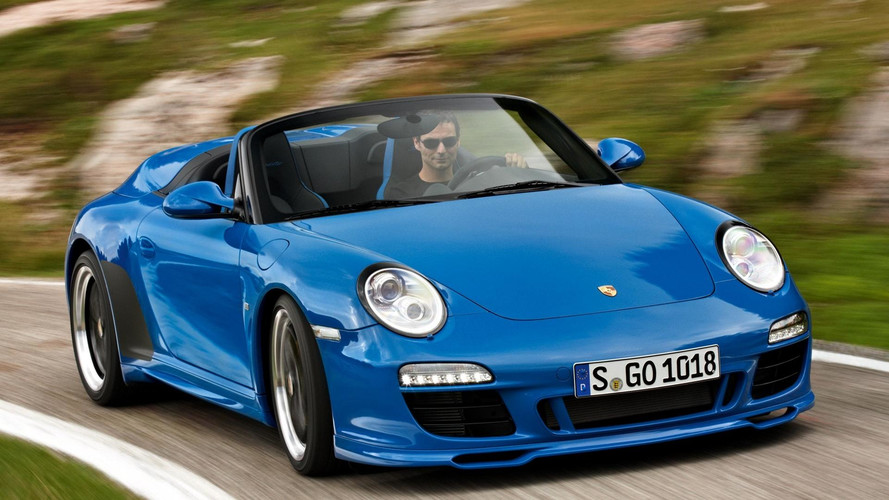 Porsche 911 Type 997 Speedster