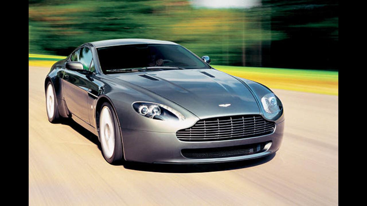 Aston Martin ab 900 Euro