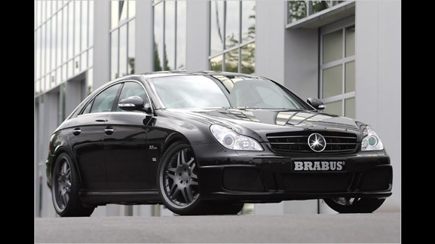 Veredler holt noch mehr raus: Brabus tunt Mercedes AMG