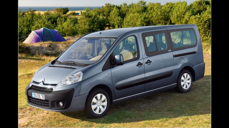 Citroën präsentiert den Jumpy Océanic