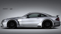 Mercedes-Benz SL (R230) by Renown Auto Style