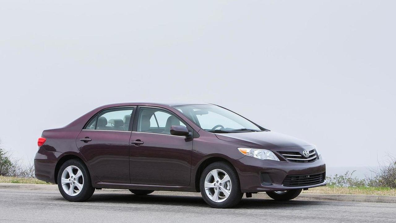 2013 Toyota Corolla LE Special Edition 22.3.2013