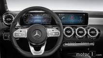 Mercedes-Benz Clase A 2018 frente a su antecesor