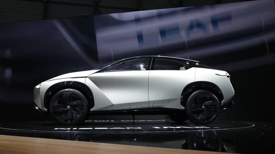 Upgraded Nissan IMx Kuro Concept Makes European Debut In Geneva