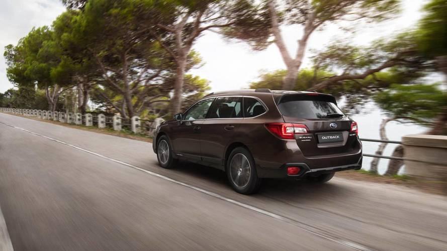 Subaru Outback Executive Plus S 2018