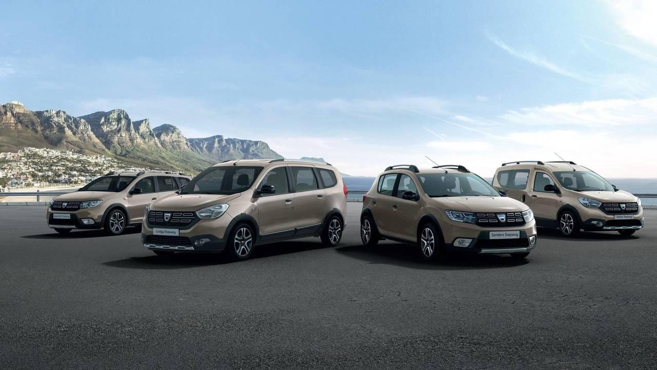 Dacia Série limitée Advance