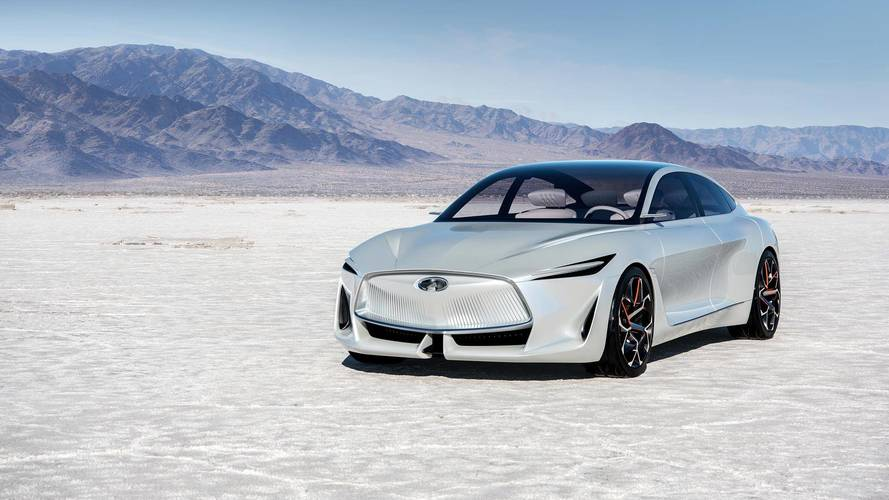 Infiniti'nin elektrikli aracı, Q Inspiration konseptini temel alacak