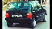 Galeria: 30 anos de história do Fiat Uno no Brasil