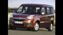 Opel apresenta Novo Combo 2012, sua versão do Fiat Doblò europeu