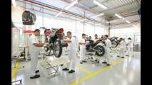 Vendas de motos caem 8,7% e produção cresce 43,9% em janeiro