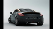 Peugeot confirma produção em série do esportivo RCZ-R