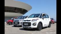Citroën Aircross: câmbio automático a partir de junho