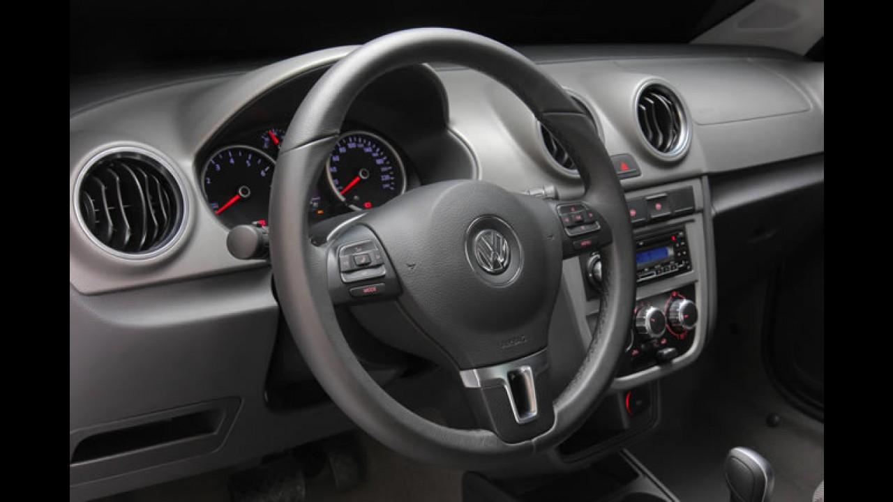 Freios ABS e airbags viram itens de série em versões do Gol, Voyage e SpaceFox