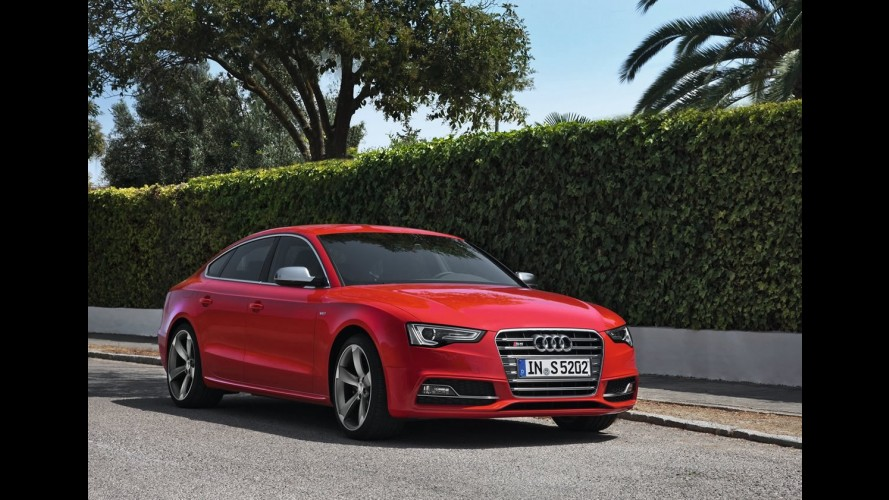 Novo Audi S5 chega nas versões Sportback, Coupé e Cabriolet - Preços partem de R$ 355.900