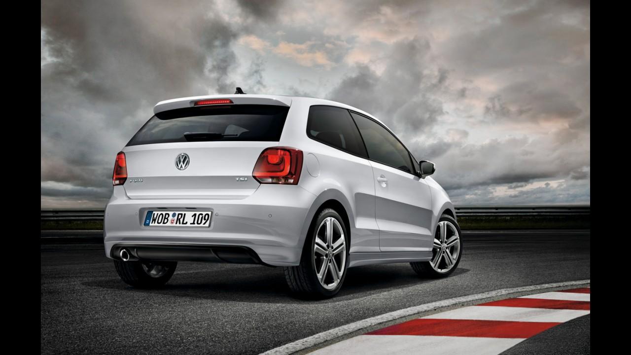 Salão de Frankfurt: Volkswagen apresenta versão esportiva R-Line do compacto Polo