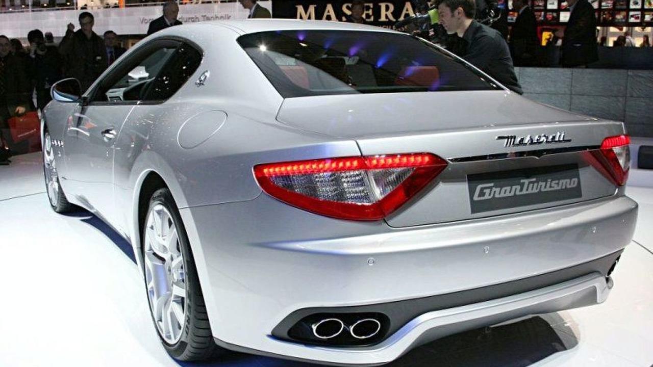 Maserati GranTurismo at Geneva