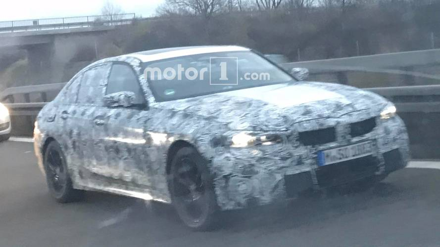 2019 BMW 3 Series Caught Testing Near Munich By Motor1.com Reader