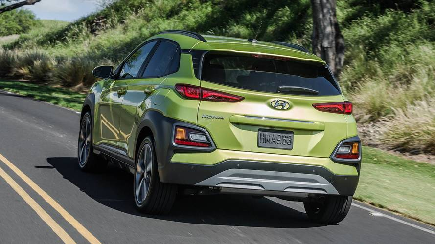 O Brien Hyundai >> 2018 Hyundai Kona Brings Bold Styling, Turbo Punch To L.A.