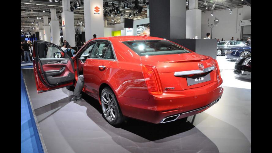 Cadillac al Salone di Francoforte 2013