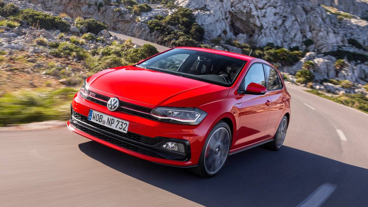 2018 volkswagen polo gti photos. Black Bedroom Furniture Sets. Home Design Ideas