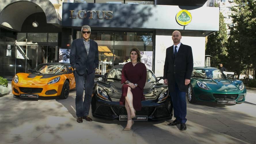 Lotus, sonunda resmen Türkiye pazarında