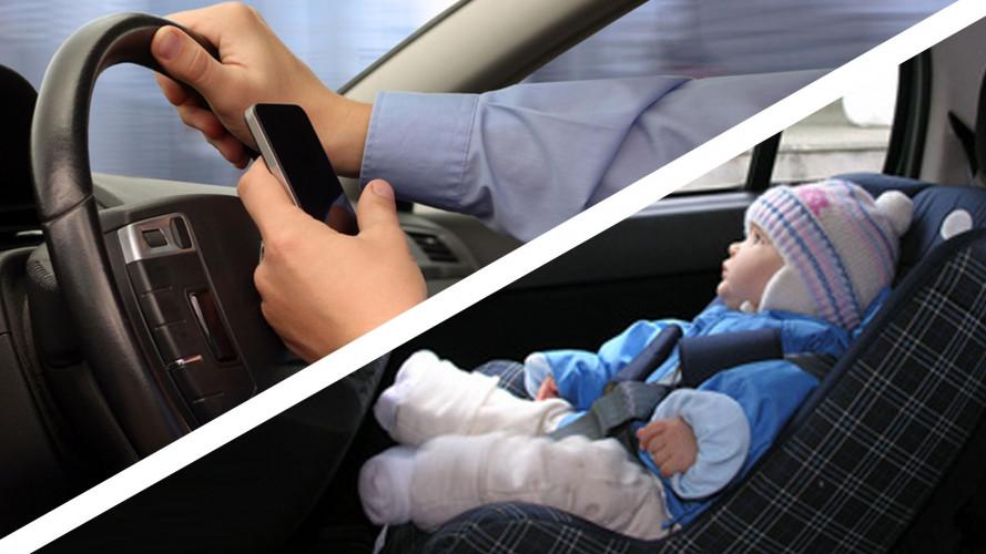 Legge Bilancio 2018, rivoluzione smartphone e seggiolini in auto