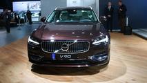 2017 Volvo V90: Detroit 2017