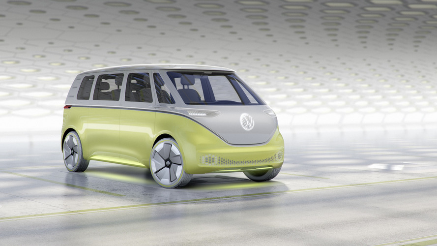 VW Says New Microbus Is Happening, For Real This Time, Maybe