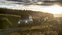 Mercedes - Une virée de 100 kilomètres sans rouler sur la route