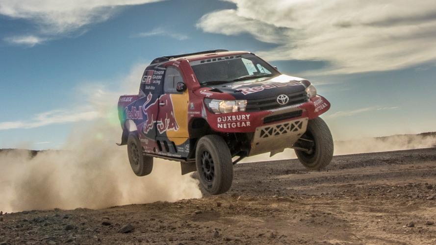 Toyota confirma apoio ao Rally Dakar com 42 unidades da Hilux e SW4