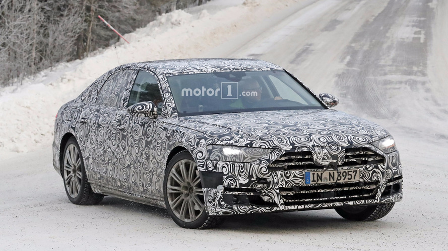 All-new Audi A8 to be revealed on July 11 in Barcelona