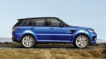 Range Rover terá cupê