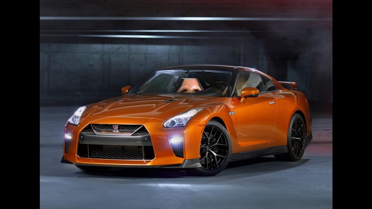 Nissan GT-R 2017: atualizado,