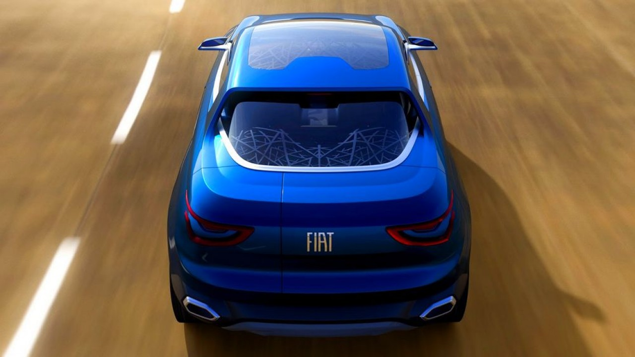 Flagra! Eis a esperada picape cabine dupla da Fiat quase pronta