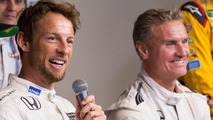 Jenson Button, David Coulthard