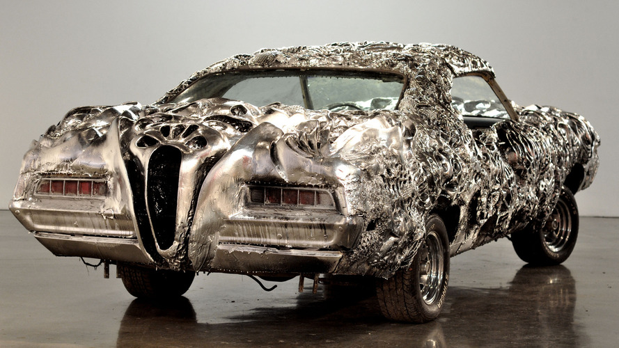 3D-printed Ford Torino