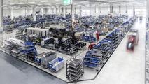 L'usine Audi Sport