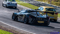 McLaren P1 LM at the Nurburgring