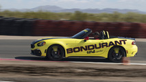 2017 Fiat 124 Spider Abarth Bondurant cars