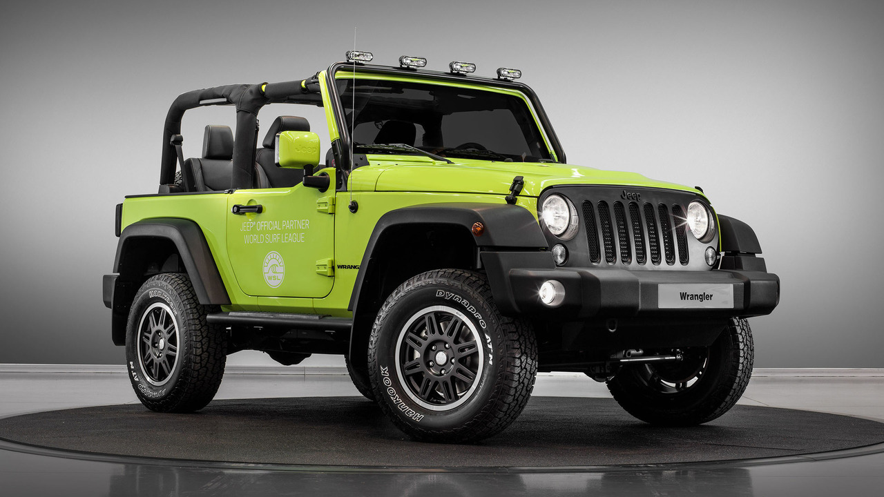 Jeep Rubicon 2017 Tuning >> Jeep Wrangler Rubicon and Renegade receive Mopar treatments for Paris