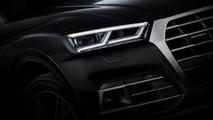 2017 Audi Q5 teaser photo