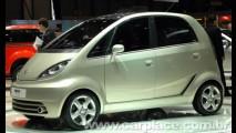 Salão de Genebra 2009: Versão Tata Nano Europa terá até câmbio automático