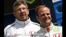 Agora é oficial: Barrichello é o piloto da Brawn GP na temporada 2009 da F1