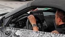 BMW Z5 casus fotoğrafları, Nürburgring