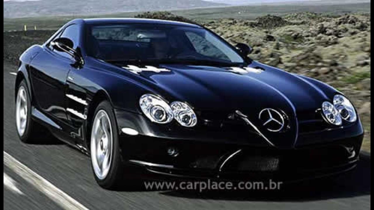 Acredite se quiser: Mercedes-Benz faz recall do superesportivo SLR McLaren